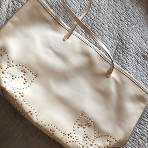 Coach Bags - Coach tote with gold studs